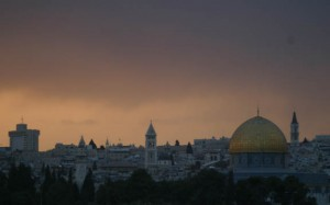 The Temple Mount, Jerusalem © Gavin Drake