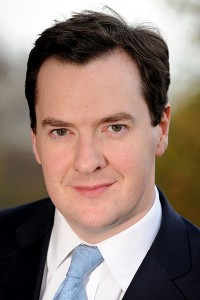 Chancellor of the Exchequer George Osborne (© HM Treasury - used with permission (Open Government Licence))